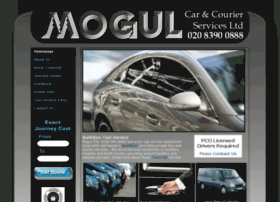 Mogul Car & Courier Services